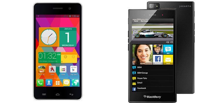blackberry.z3 vs micromax unite 2
