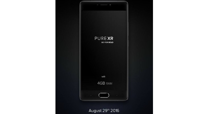 BLU Pure XR set to debut with 4GB of RAM