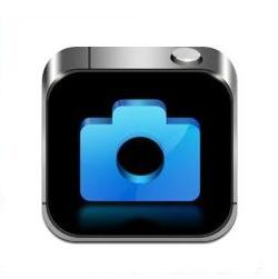 Blux Camera iOS app with PEAR photographic assistant
