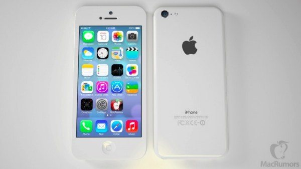 Budget iPhone mockup renderings shows plastic