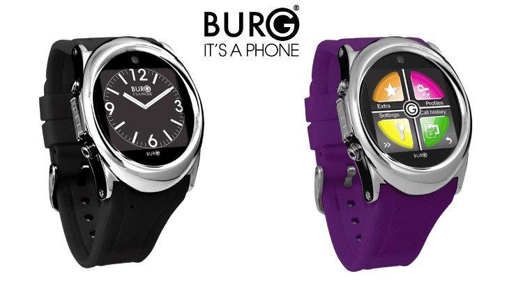 burg 12 smartphone