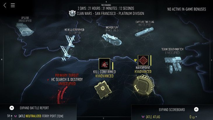 The Call of Duty: Advanced Warfare app arrives for mobile devices