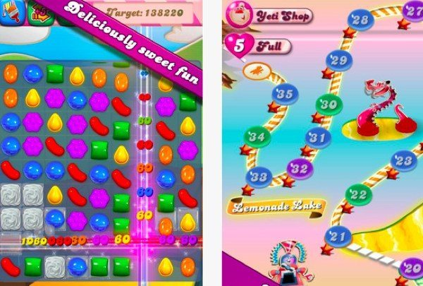 Candy Crush Saga iPhone app problems since update: UPDATED
