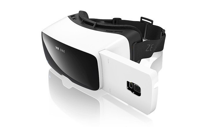 Carl Zeiss VR One Headset