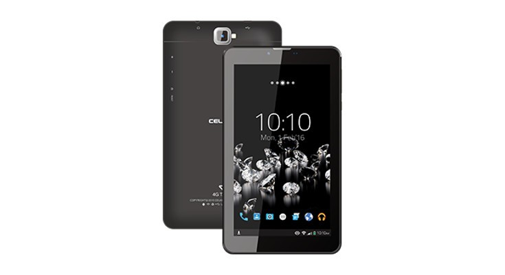 Celkon Diamond 4G Tab 7 gets listed with a Quad-Core chip and LTE