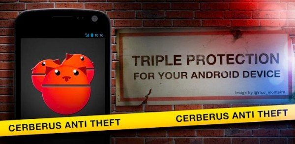 Cerberus app will help protect your Android device