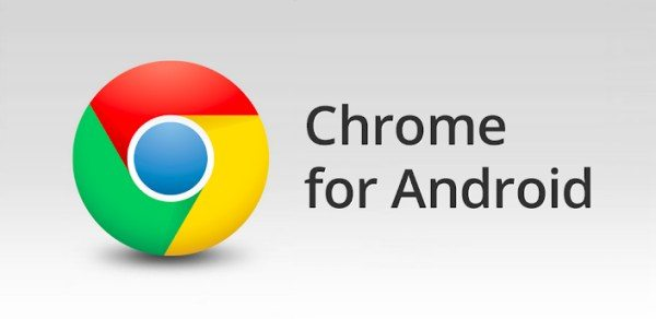Google Chrome Android app update changes