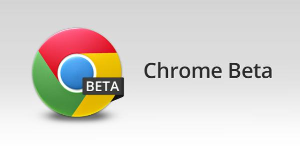 Google Chrome Beta full screen mode for Android