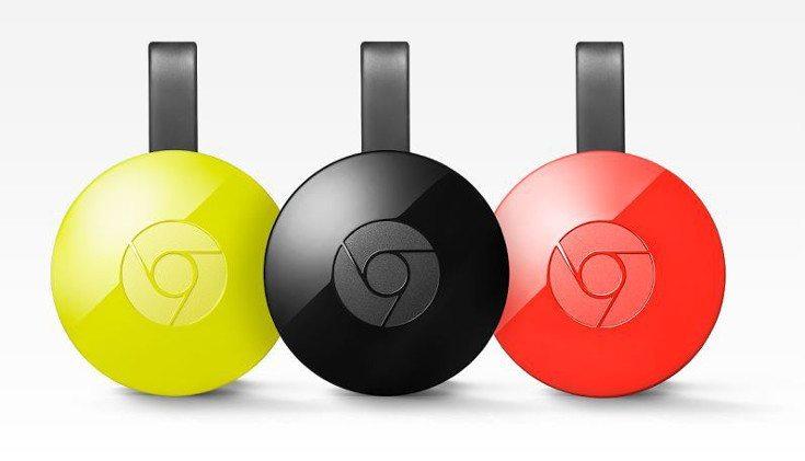 Chromecast V2
