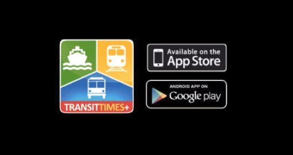 CityRail timetable and trip planner via Android, iPhone app