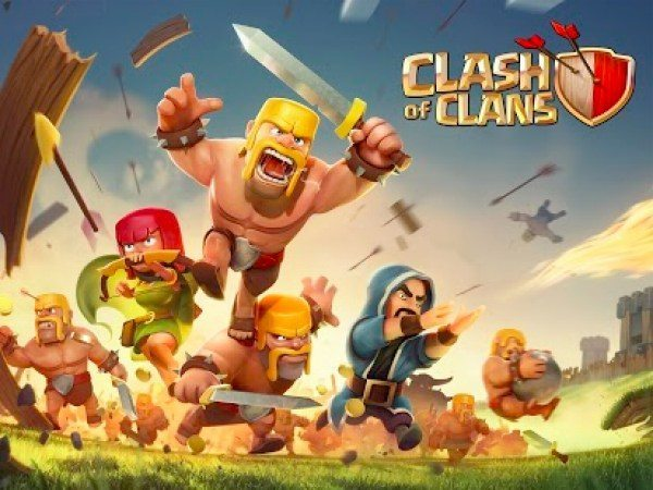 Clash of Clans app for Android released