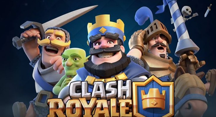 Clash Royale update addresses balancing issues including the Hog Rider