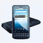 Cilico CM380 waterproof Android phone with barcode reader