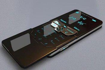 Sony Ericsson Concept Mobile Phone