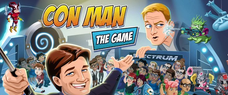Con Man The Game arrives for Android and iOS devices