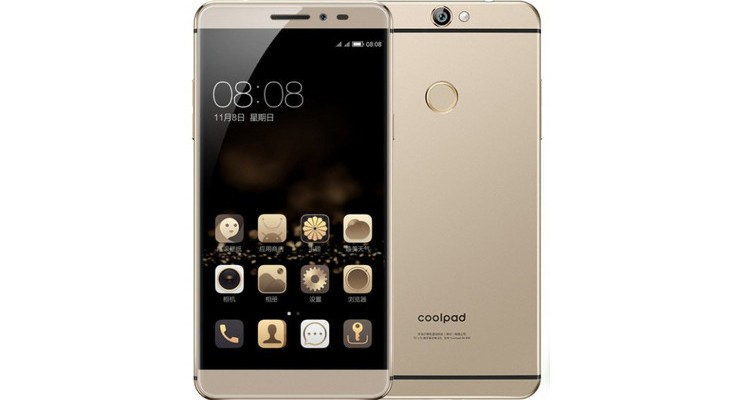 Coolpad Max released with Snapdragon 615 and 3GB of RAM