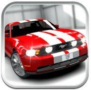 CSR Racing game app for iOS, Android still waiting