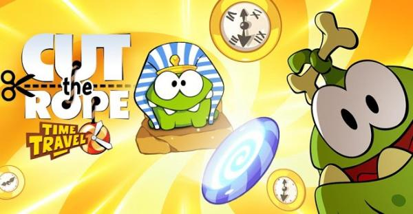 cut the rope released