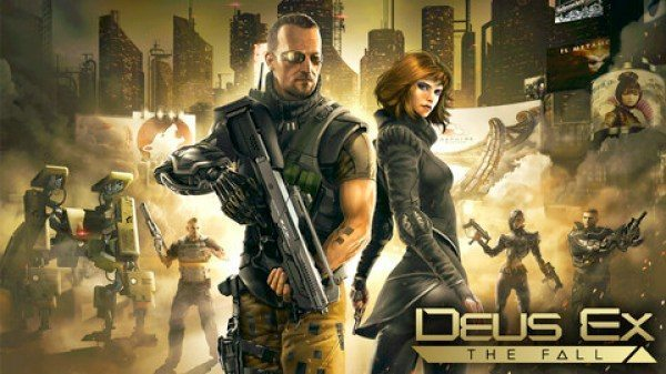 Deus Ex: The Fall for iPhone available early