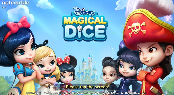 Netmarble brings Disney Magical Dice to Android and iOS