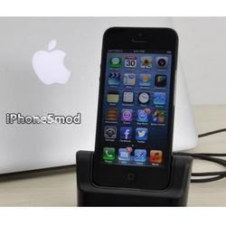 New iPhone 5 Dock PRO with optional ports