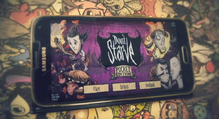 Don't Starve Pocket Edition for Android set to debut soon