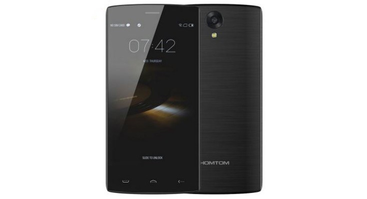 Doogee Homtom HT7 Pro gets listed for $89 with 4G LTE