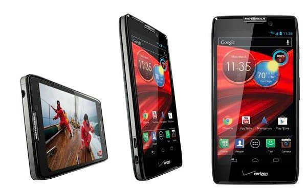 Motorola Droid Razr HD & Maxx HD software update 9.16.6 imminent