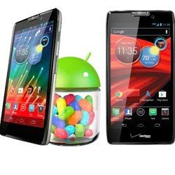 Motorola Droid Razr HD & Maxx HD official JB 4.1 update