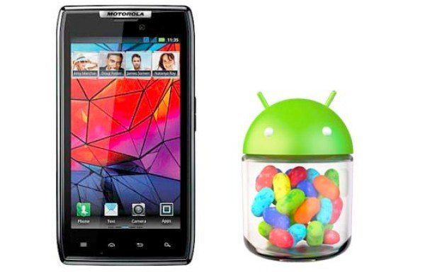 Motorola Droid Razr & Razr Maxx soak test for new Jelly Bean update