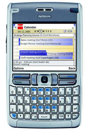 Nokia E61 Review