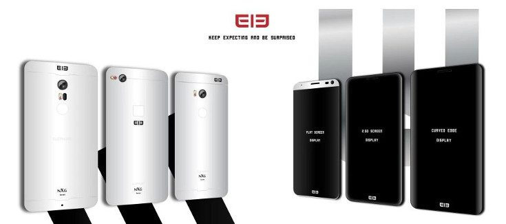 elephone NXG