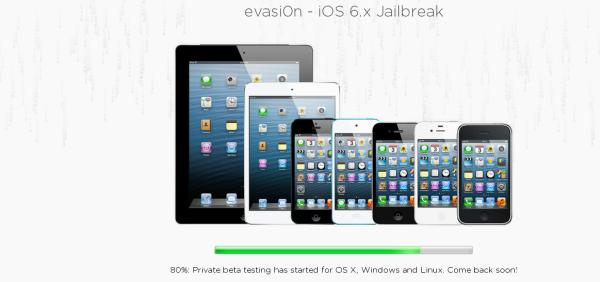 evasi0n iOS 66.1 Untethered Jailbreak almost ready for release