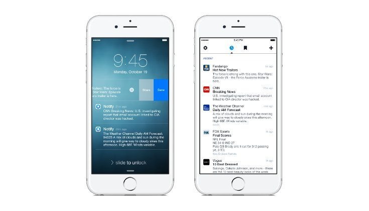 facebook-notify-app