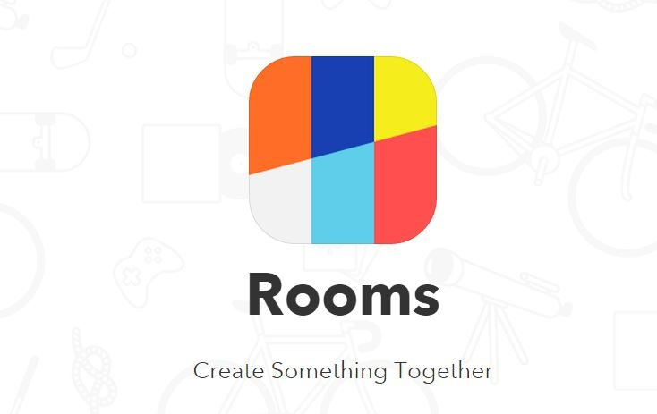 The Facebook Rooms app lets you create your own anonymous mini community
