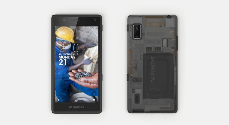 The Modular Fairphone 2 is set to arrive in December