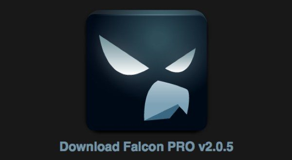 Falcon Pro 2.0.5 update with new features