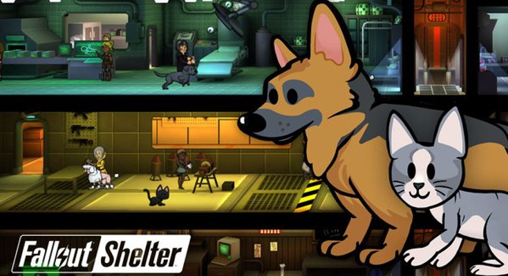 Fallout Shelter update brings a popular Companion to the game