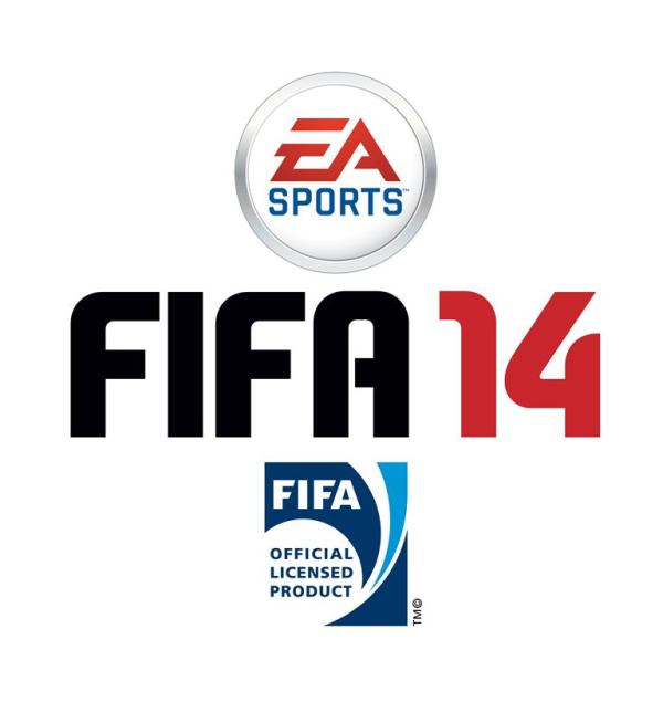 FIFA 14 on Android featured phone gameplay