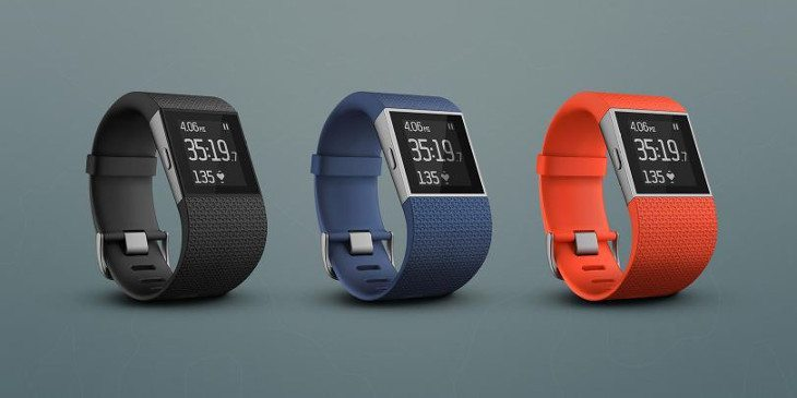 Fitbit announces their first Smartwatch with the Fitbit Surge