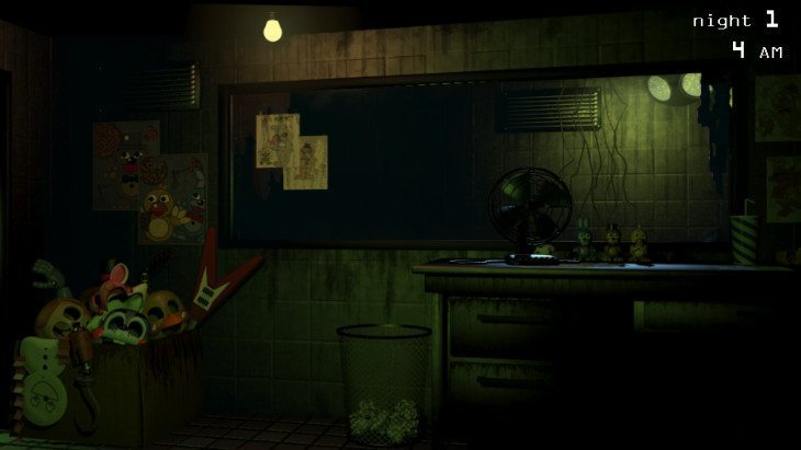Five Nights at Freddy's 3 Android release has arrived