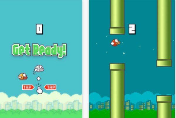 Как сделать своего flappy bird