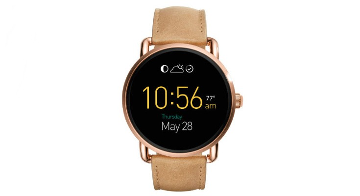Fossil Q Marshal and Q Wander will be available for pre-order on August 12