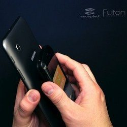 Fulton tablet originality to charge smartphones wirelessly