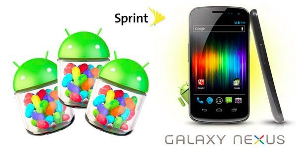 Samsung galaxy nexus on sprint gets jelly bean 421 for Unofficial jelly bean 4 2 1 available for htc one s and others