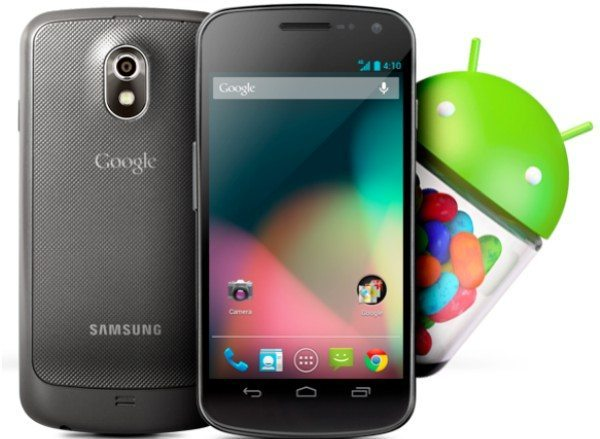 Verizon Galaxy Nexus Jelly Bean 4.2.2 update in near future