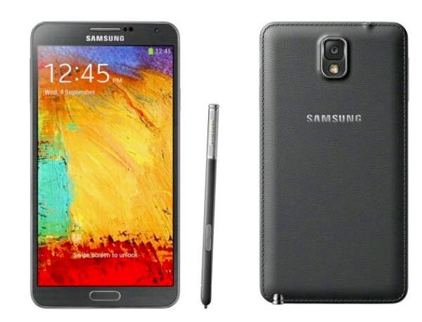 Samsung Galaxy Note 3 vs Sony Xperia Z1S specs look