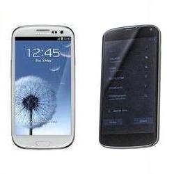 Samsung Galaxy S3 vs LG Nexus 4, Jelly Bean beauties