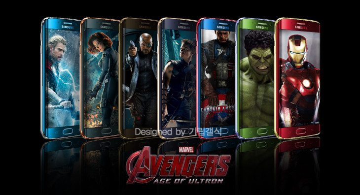 Samsung Galaxy S6 Avengers Edition being considered by Samsung