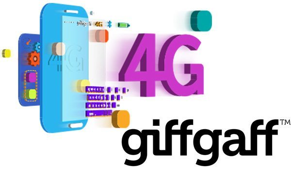 giffgaff 4G is coming